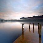 Misty Stillness by Jeanie
