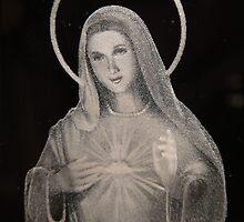 Sacred Heart of Mary by John Carpenter