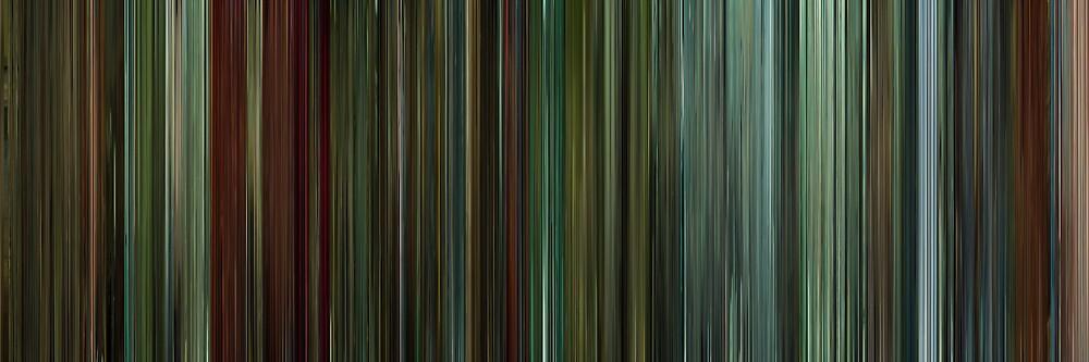 Moviebarcode: Shoot 'Em Up (2007) by moviebarcode