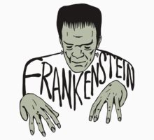 Frankenstein One Piece - Long Sleeve