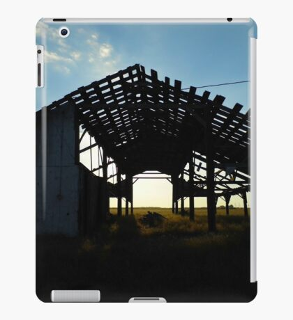 One Good Wind And Its Also Gone iPad Case/Skin