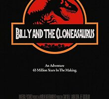 Billy And The Cloneasaurus by WoodenDuke