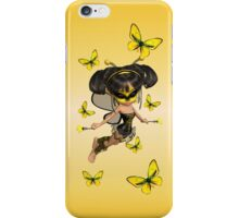 Busy bee fairy .. iphone case iPhone Case/Skin
