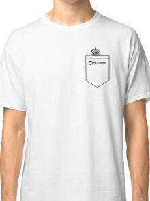 Tiny Wheatley in Pocket :3 [Portal] Classic T-Shirt