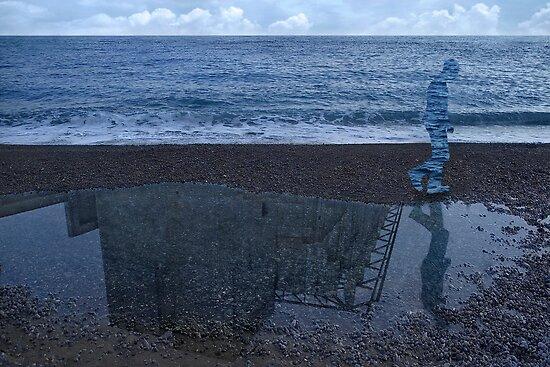 Magritte_Spirit of man 02 by Massimo Serzio