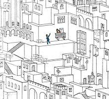 Romeo and Juliet by Matěj Čadil