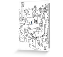 Romeo and Juliet Greeting Card