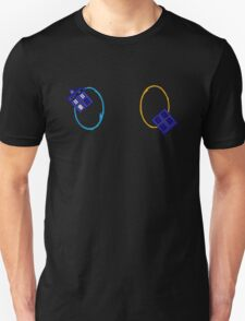 Wibbly Wobbly Portals T-Shirt