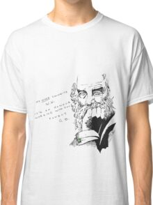walt whithman  Classic T-Shirt