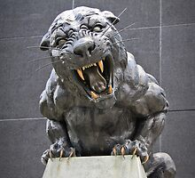 Bronze Panther by asakura