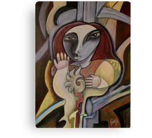 Allegory Canvas Print