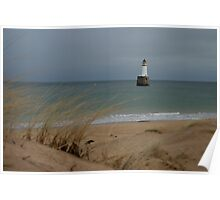 Rattray Head lighthouse Poster