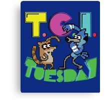 TGI Tuesday Canvas Print
