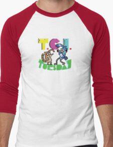 TGI Tuesday Men's Baseball ¾ T-Shirt