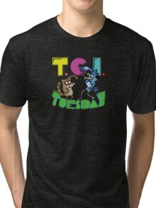 TGI Tuesday Tri-blend T-Shirt