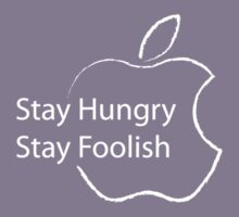 Stay Hungry Stay Foolish by Nikki Cooper