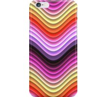 Abstract Color Waves Iphone Case  iPhone Case/Skin