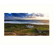 Bloody Foreland, Co. Donegal - Ireland Art Print