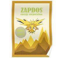 The Zapdos Energy Corporation Poster