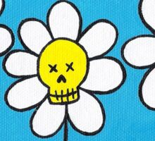 Death of the Daisy Age Sticker