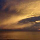 Symphony of colours II - the eve before the landfall of hurricane Jova by Bernhard Matejka