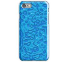 Abstract Liquid Blue Case  iPhone Case/Skin