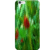 Red Clover Spirit iPhone Case/Skin