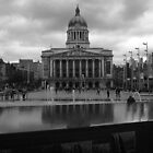 Nottingham, UK by robomeerkat