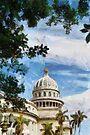 Capitolio, Havana, Cuba by David Carton