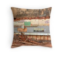 Toasted Subs Throw Pillow