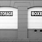 Storage | Boxes by Patrick T. Power
