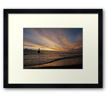 Rattray Dawn Framed Print