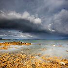 Isle of Skye: Broadford Squalls by Angie Latham