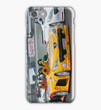 Race II iPhone Case/Skin