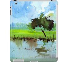 Sky N Farmland iPad Case/Skin