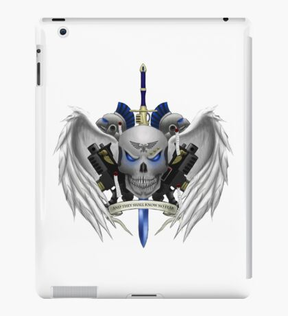 They are my Space Marines  iPad Case/Skin