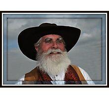 """ Wild Bill "" Photographic Print"