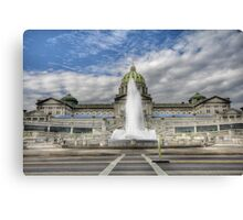Harrisburg Capital Canvas Print