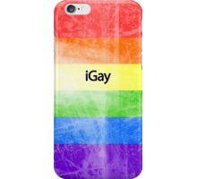 iGay iPhone Case/Skin