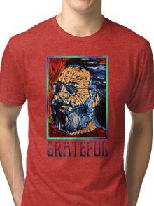 Grateful Tri-blend T-Shirt