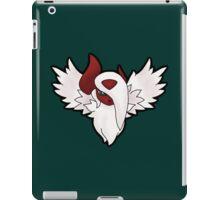 Good Omen- Shiny Mega Absol iPad Case/Skin
