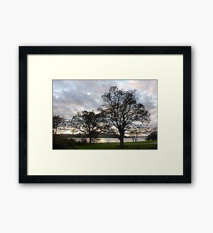 Lough Swilly  Framed Print
