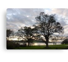 Lough Swilly  Canvas Print