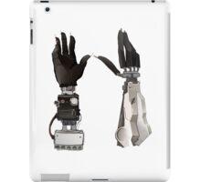 Cyborg Arm pattern iPad Case/Skin