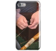 There's Always Work to be Done iPhone Case/Skin