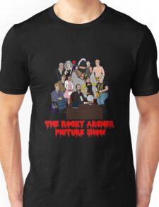 The Rocky Archer Picture Show Unisex T-Shirt