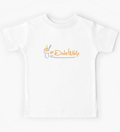#DoleWhip Kids Tee