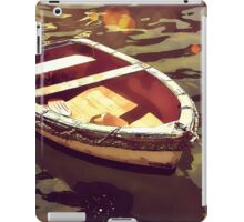 Small boat iPad Case/Skin