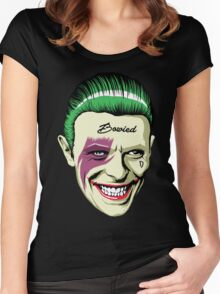 Rock'n'Roll Suicide Women's Fitted Scoop T-Shirt