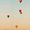 Five balloons  - iPhone case  by Odille Esmonde-Morgan